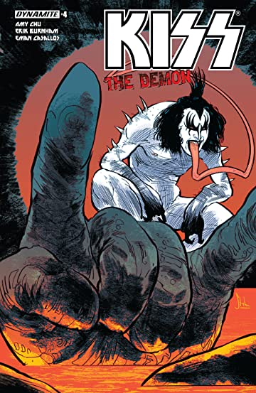 Kiss: The Demon #4