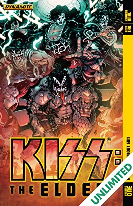 Kiss: The Elder Vol. 1: A World Without Sin