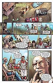 Micronauts: Wrath of Karza #1 (of 5)