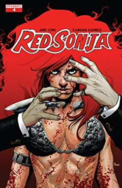 Red Sonja Tome 4 No.4