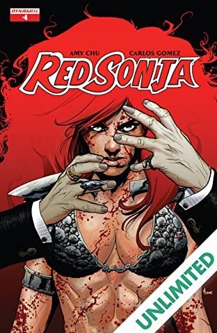 Red Sonja Vol. 4 #4