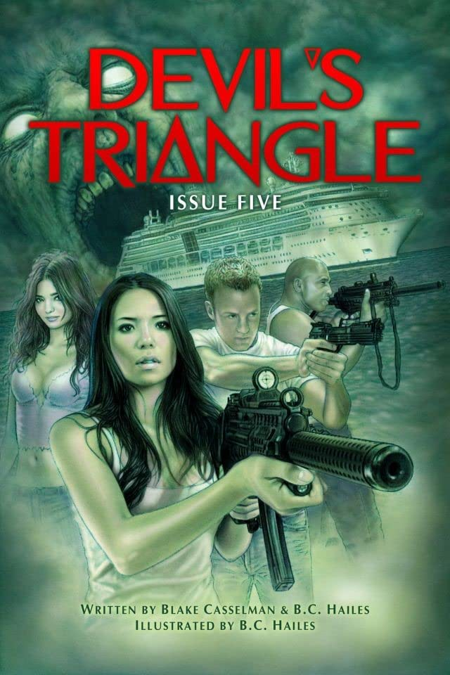 Devil's Triangle #5