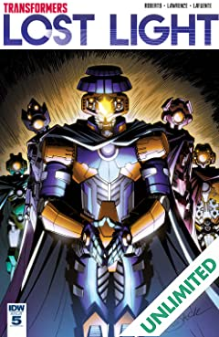 Transformers: Lost Light #5