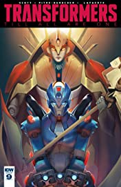 Transformers: Till All Are One #9
