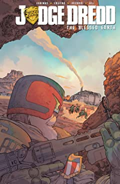 Judge Dredd: The Blessed Earth No.1