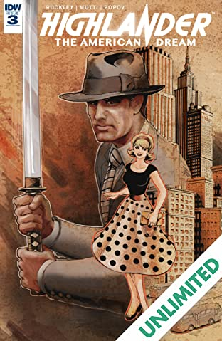 Highlander: The American Dream #3