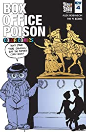 Box Office Poison Color Comics #4