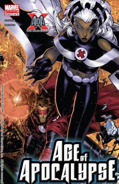 X-Men: Age of Apocalypse #5