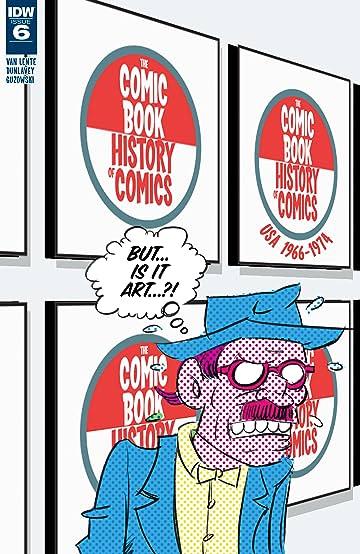 Comic Book History of Comics #6 (of 6)