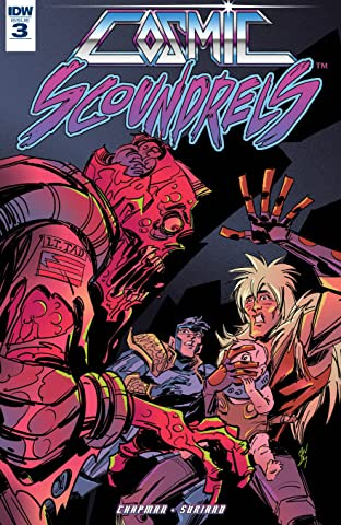 Cosmic Scoundrels #3 (of 5)