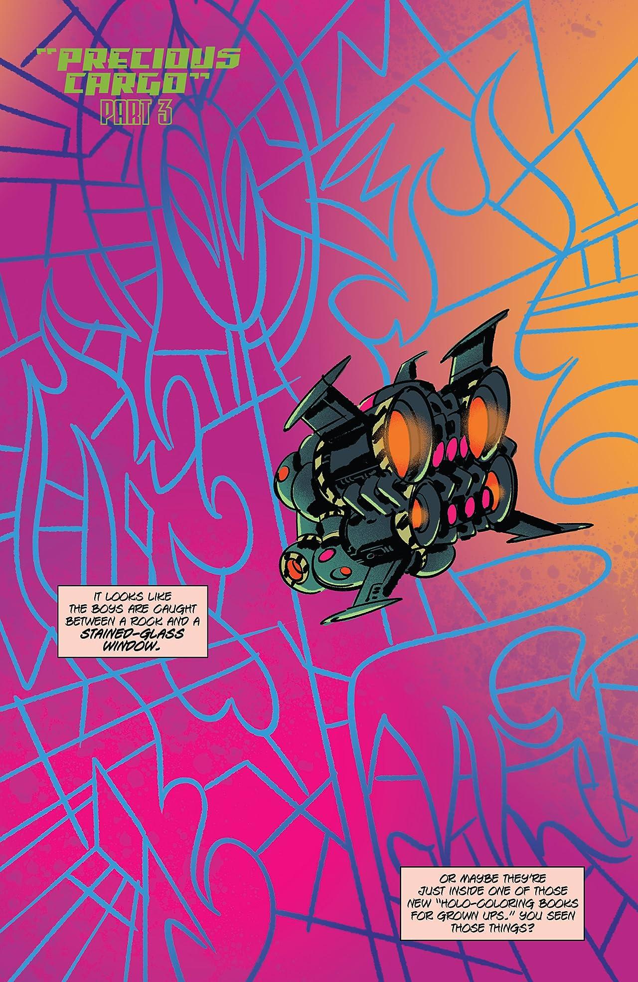 Cosmic Scoundrels #3 (of 5)