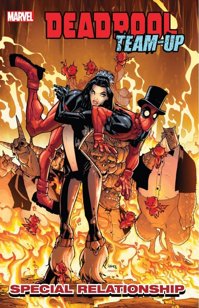 Deadpool Team-Up Vol. 2: Special Relationship