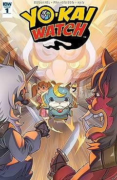 Yo-Kai Watch #1