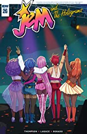 Jem and the Holograms (2015-) #26