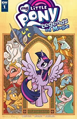 My Little Pony: Legends of Magic #1