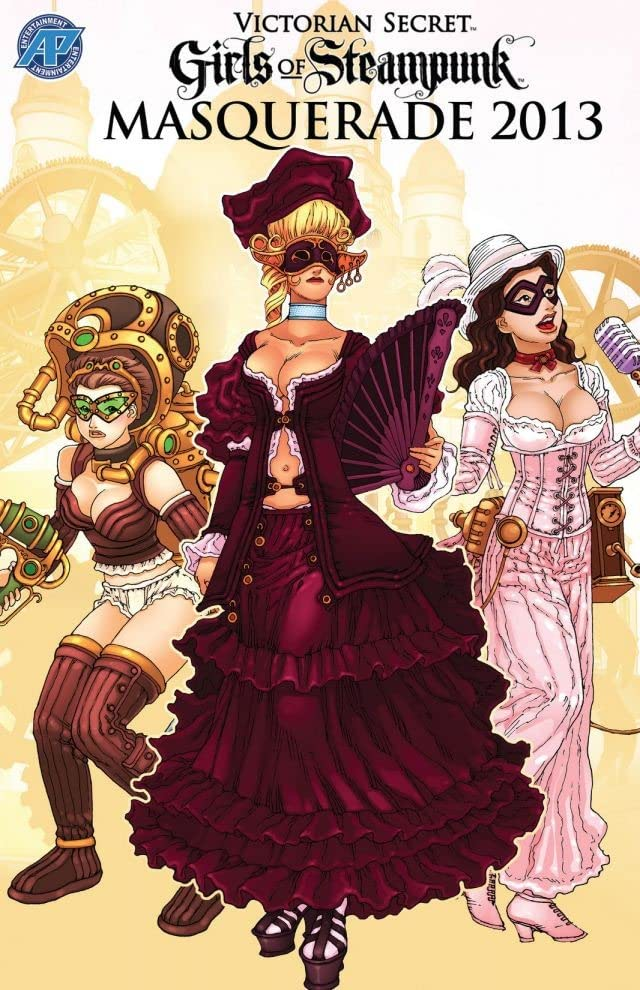 Victorian Secret Masquerade 2013