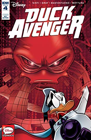 Duck Avenger No.4
