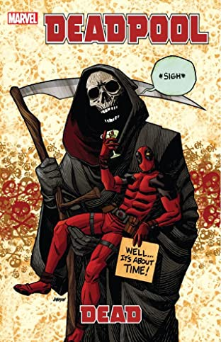 Deadpool Tome 11: Dead