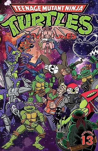Teenage Mutant Ninja Turtles Adventures Tome 13