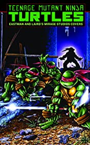 Teenage Mutant Ninja Turtles: Eastman and Laird's Mirage Studios Covers