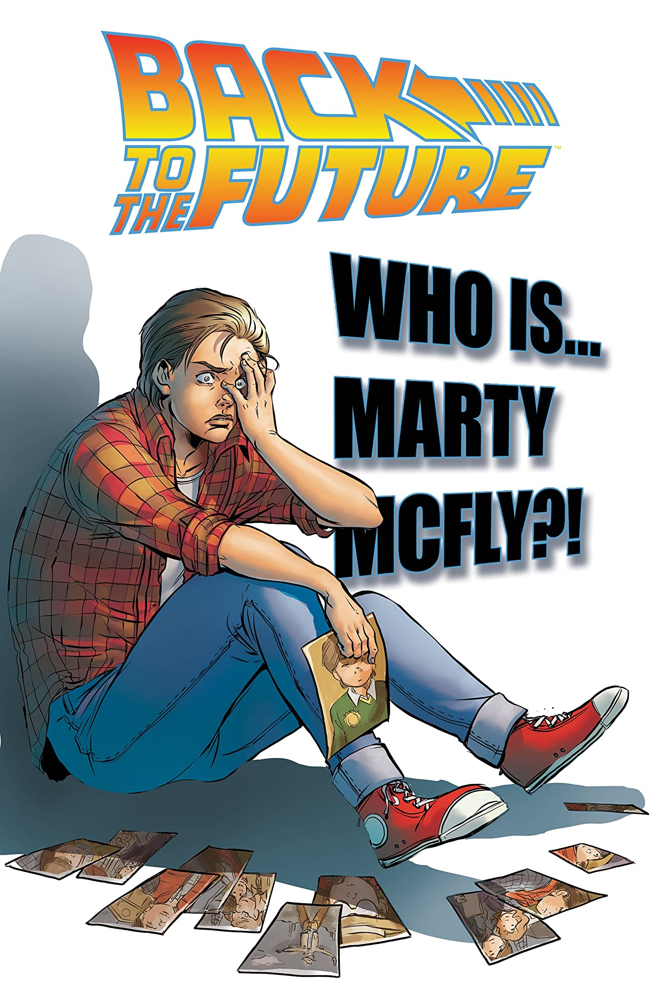 Back to the Future Vol. 3: Who Is Marty McFly?