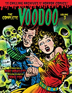 The Complete Voodoo Vol. 3