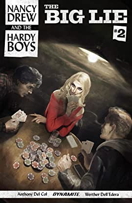 Nancy Drew And The Hardy Boys: The Big Lie #2