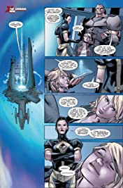 X-Men: Legacy - Collision