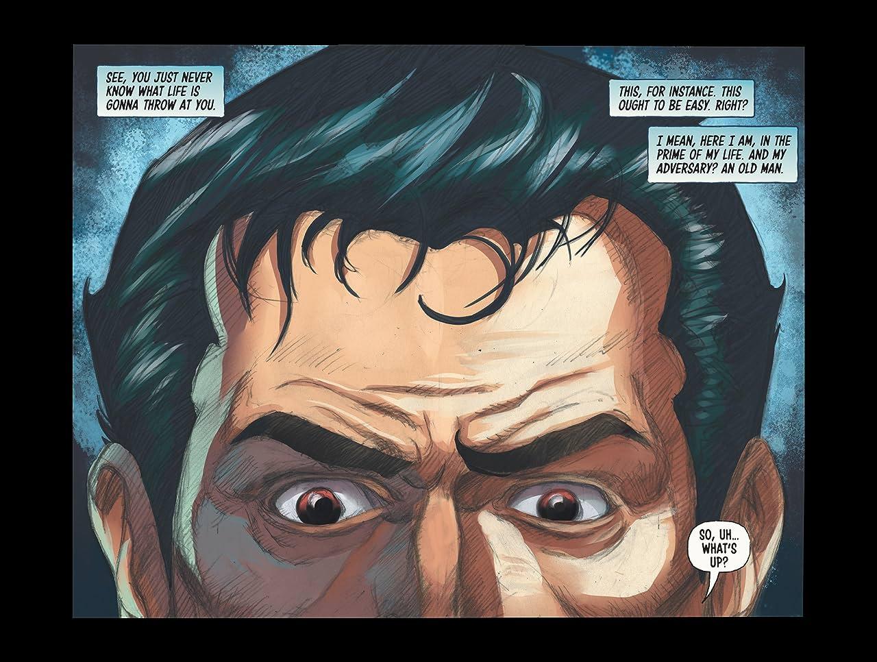 Evil Dead 2: Revenge of Dracula #1