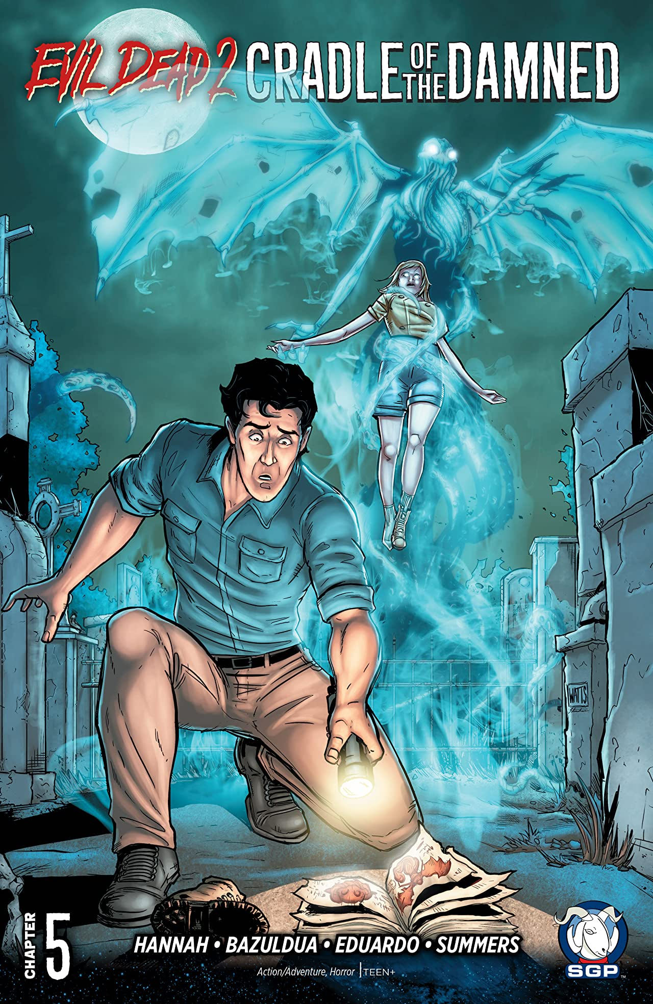 Evil Dead 2: Cradle of the Damned #5
