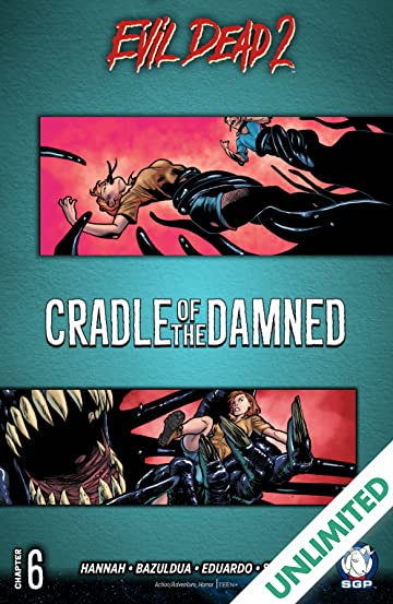 Evil Dead 2: Cradle of the Damned #6