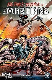 Evil Dead 2: Revenge of The Martians #1