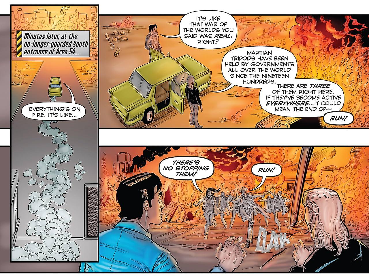 Evil Dead 2: Revenge of The Martians #2