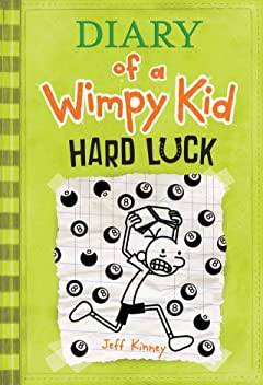 Diary Of A Wimpy Kid Vol. 8: Hard Luck