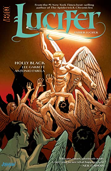 Lucifer (2015-2017) Tome 2: Father Lucifer