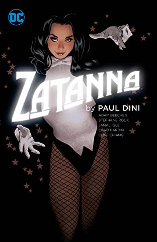 Zatanna by Paul Dini