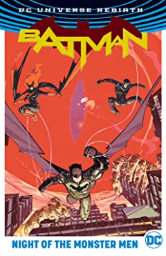 Batman: Night of the Monster Men