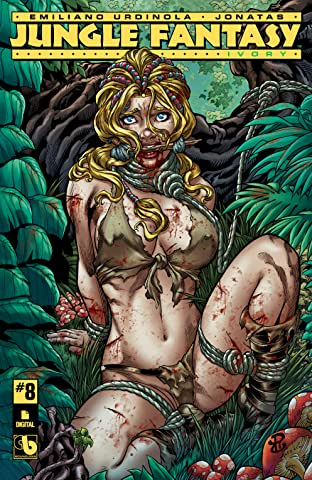 Jungle Fantasy: Ivory #8