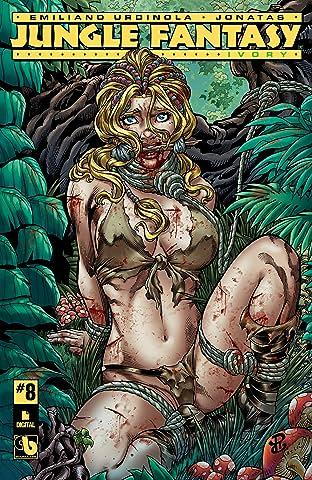 Jungle Fantasy: Ivory No.8
