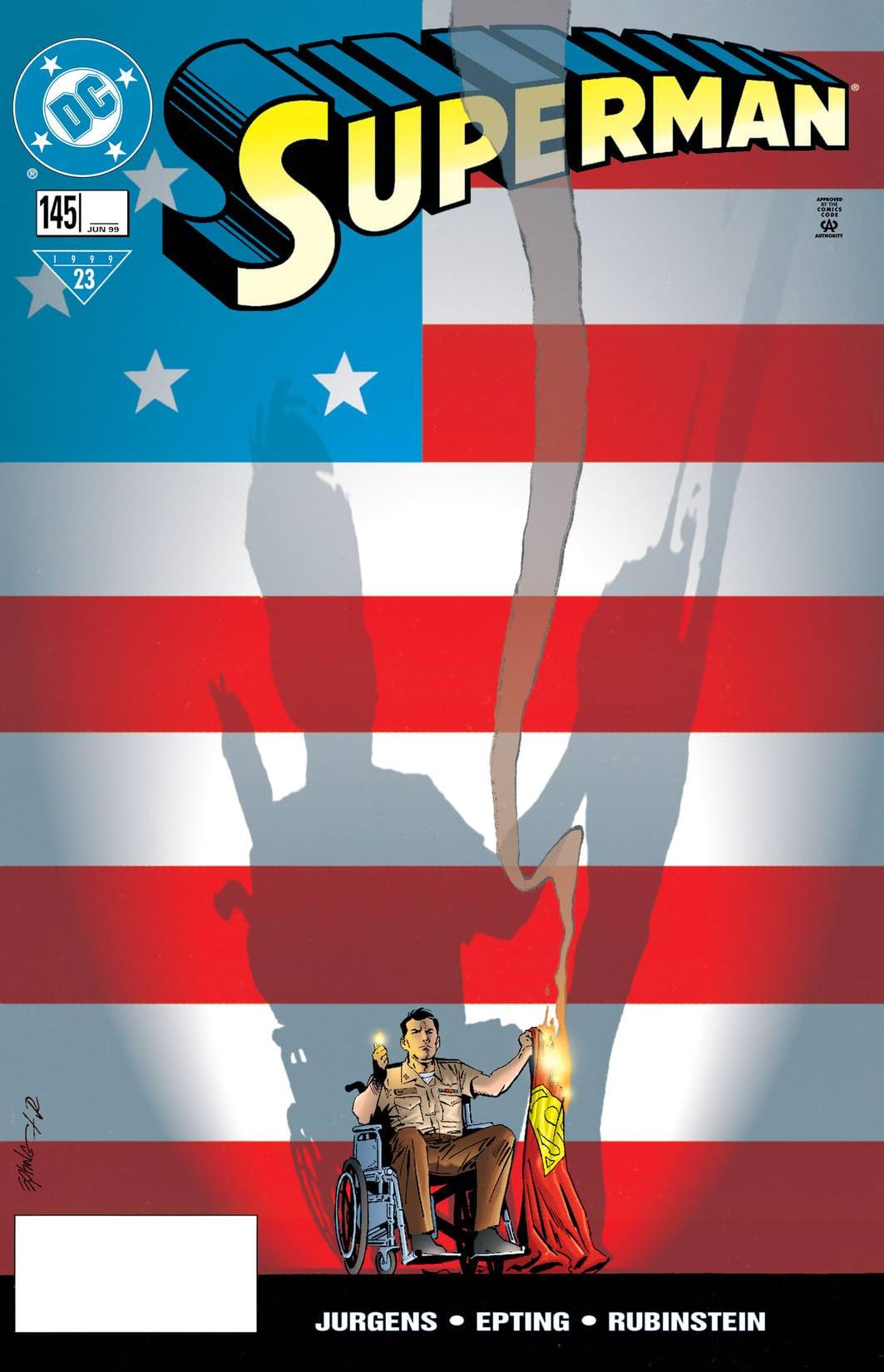 Superman (1987-2006) #145