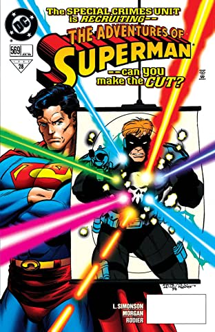 Adventures of Superman (1986-2006) #569