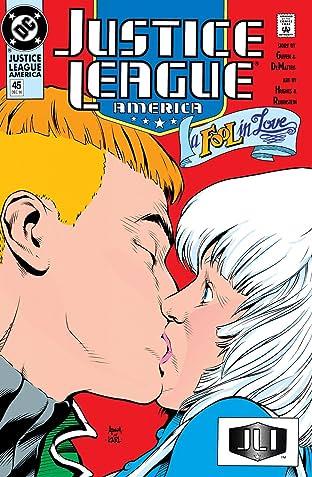 Justice League America (1987-1996) #45
