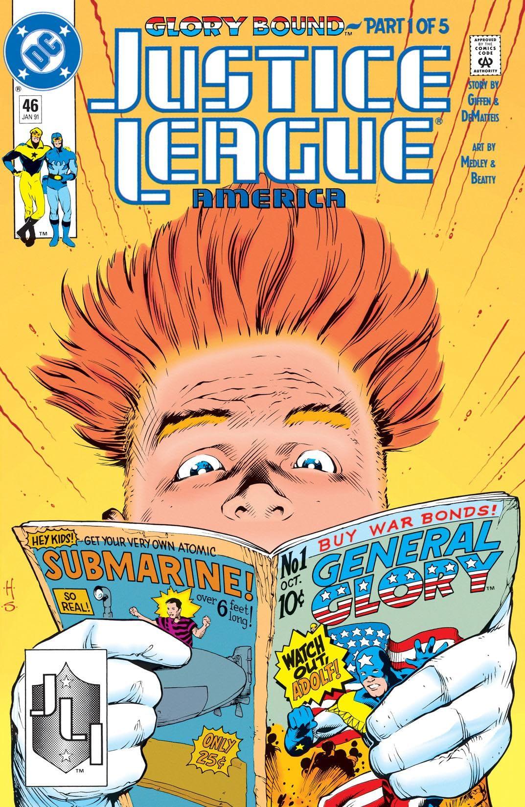 Justice League America (1987-1996) #46