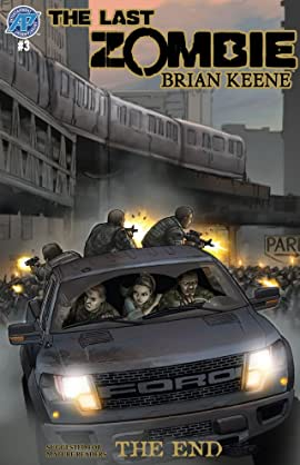 The Last Zombie: The End #3 (of 5)
