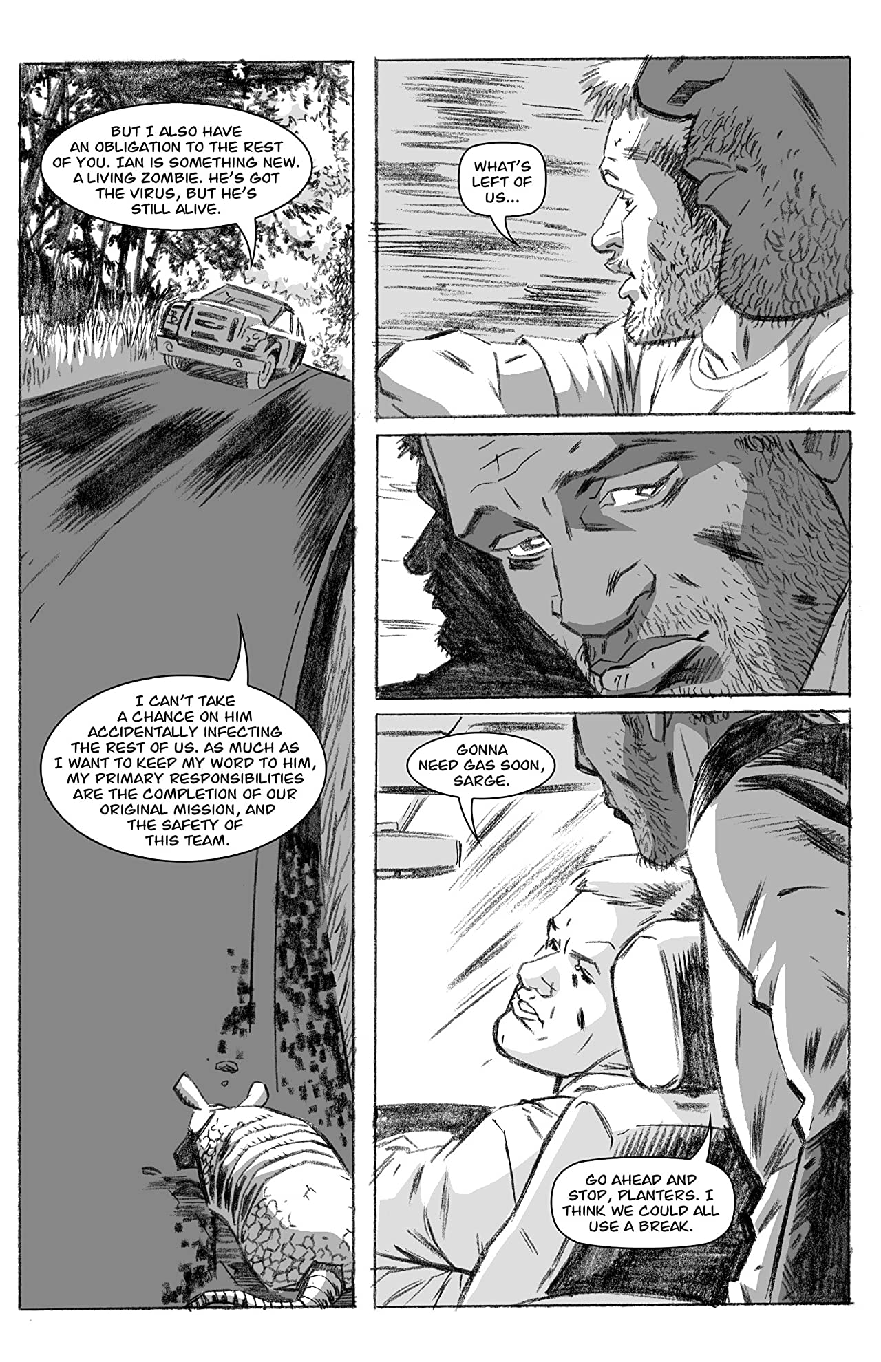 The Last Zombie: The End #4 (of 5)
