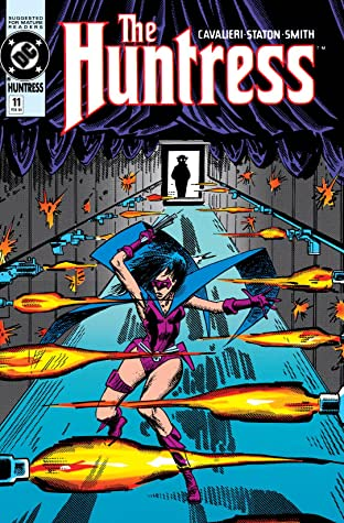 The Huntress (1989-1990) #11