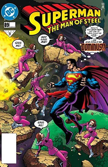 Superman: The Man of Steel (1991-2003) #89