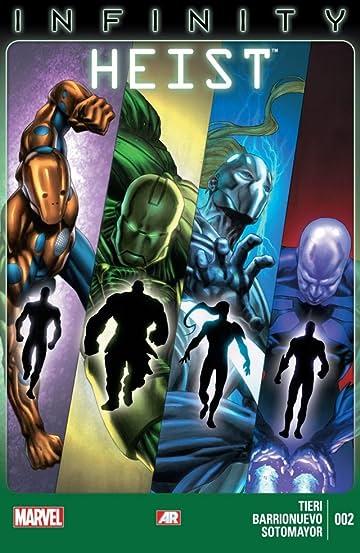 Infinity: Heist #2 (of 4)