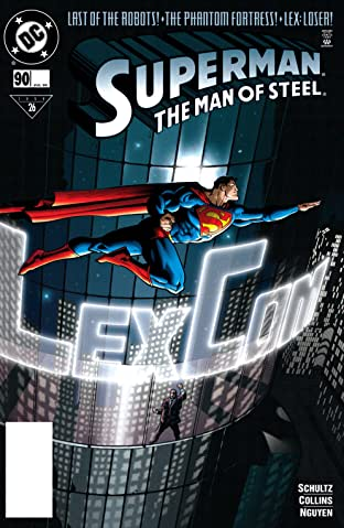 Superman: The Man of Steel (1991-2003) #90