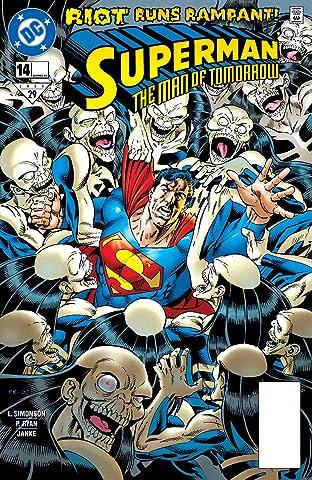 Superman: The Man of Tomorrow (1995-1999) #14